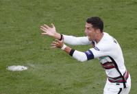 Viral! Petugas Keamanan Piala Eropa 2020 Kejar Cristiano Ronaldo untuk Cek ID Card, Tanda Tak Percaya?