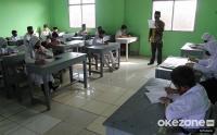 Kasus Covid-19 Meningkat, Uji Coba PTM di Kota Bandung Dihentikan