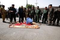 Pria Ini Dieksekusi Mati di Depan Umum dengan Senapan AK-47 karena Bunuh 3 Anaknya