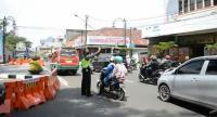 Siaga 1 Covid-19, Sejumlah Jalan di Bandung Ditutup Siang dan Malam