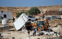 Israel Hancurkan 8 Bangunan di Palestina, Terobos Masuk Desa