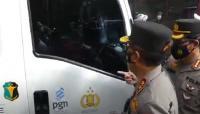 Korlantas Polri Berlakukan Pengetatan Mobilitas di Perbatasan Solo
