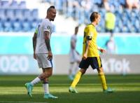 Swedia vs Slovakia Tanpa Gol di Babak Pertama