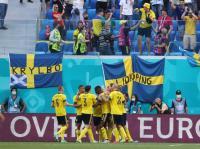 Gol Penalti Emil Forsberg Bawa Timnas Swedia Menang Atas Slovakia