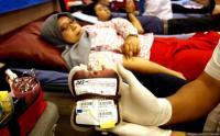 Covid-19 Melonjak Drastis, Stok Darah PMI di Kota Bandung Habis