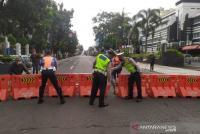 Sejumlah Jalan di Bandung Mulai Ditutup Jumat Siang