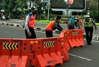 Ini Ruas Jalan di Bandung yang Diberlakukan Buka-Tutup