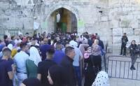 Bentrokan Pecah di Masjid Al Aqsa, Polisi Israel Tangkap 14 Warga Palestina