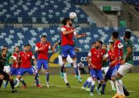 Hasil Copa America 2021: Kalahkan Bolivia, Timnas Cile Puncaki Klasemen Grup B
