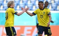 Forsberg Ungkap Keberhasilan Timnas Swedia atasi Perlawanan Slovakia