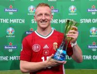 Man of The Match Hungaria vs Prancis: Laszlo Kleinheisler