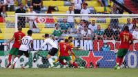 Tertinggal Lebih Dulu, Jerman Ungguli Portugal di Babak Pertama