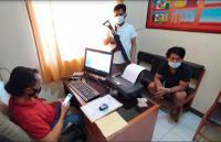 Viral Pria Sok Jago Hendak Sentuh Jenazah Covid-19, Ujungnya Ditangkap Polisi