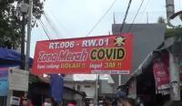 17 Warga Terpapar Covid-19, Satu Kampung di Cilandak Jaksel <i>Lockdown</i>