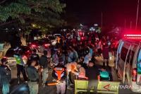 Satgas Jaring Ratusan Pelanggar Prokes di Waduk Lhokseumawe