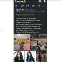 Viral! SPG Cantik Ini Diburu Netizen Usai Bermesraan dengan Suami Orang