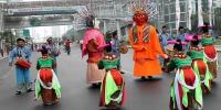 Jakarta Rayakan HUT Ke-494, Ini Beberapa Keseniannya yang Mulai Memudar