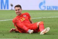 Wales Takluk 0-1 dari Italia, Ramsey: Saya Merasa seperti Baru Saja Menang!