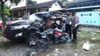 4 Mobil Kecelakaan Beruntun di Tol Boyolali, 2 Orang Tewas