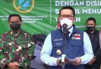 Soal Usulan Lockdown, Ridwan Kamil: Jabar Sudah Tak Ada Anggaran