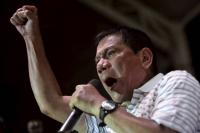 Duterte Ancam Penjarakan Warga Filipina yang Menolak DIvaksinasi