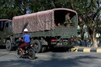 Bentrokan Tentara Myanmar dan Milisi Anti Junta Pecah di Mandalay