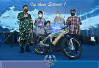 Remaja yang Terombang-Ambing Selama 3 Jam di Laut Dapat Apresiasi TNI AL