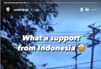 Timnas Belanda Takjub Dapat Dukungan Luar Biasa dari Indonesia