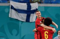 Hasil Piala Eropa 2020: Belgia Rajai Grup B Usai Menang 2-0 atas Finlandia