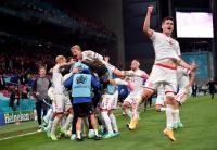 Hasil Piala Eropa 2020: Denmark Lolos ke Babak 16 Besar Usai Gilas Rusia