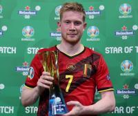 Man of The Match Finlandia vs Belgia: Kevin De Bruyne