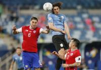 Hasil Copa America 2021: Gol Bunuh Diri Arturo Vidal Buat Cile Ditahan Uruguay