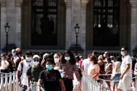 Italia Akan Hapus Aturan Wajib Masker di Luar Ruangan Mulai 28 Juni