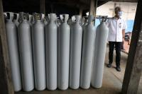 Ganjar Pastikan Stok Oksigen di Jateng Aman, RS Tak Perlu Panik