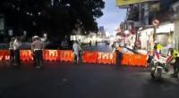 Tekan Kasus Covid-19, Akses ke Pusat Kota Tasikmalaya Ditutup guna Cegah Kerumunan