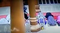 Edan! Pria Lecehkan Wanita Sedang Sholat di Masjid Wajo, Aksinya Terekam CCTV