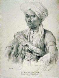 Kisah Pangeran Diponegoro Terluka dan Kena Malaria Nyaris Tertangkap di Pegunungan Gowong