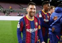 Lionel Messi Segera Resmi Perpanjang Kontrak 2 Tahun di Barcelona