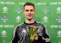 Man of The Match Jerman vs Hungaria: Joshua Kimmich