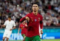 2 Rekor Sensasional Dicetak Cristiano Ronaldo Kelar Laga Portugal vs Prancis di Piala Eropa 2020