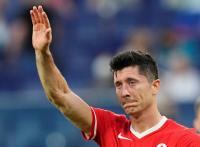 Polandia Tersingkir dari Piala Eropa 2020, Lewandowski: Kami Kurang Beruntung