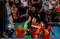 Portugal Lolos ke 16 Besar Piala Eropa 2020, Begini Reaksi Cristiano Ronaldo