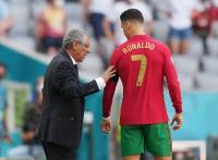 Cristiano Ronaldo Cs Jumpa Belgia di 16 Besar, Santos: Ini Lawan Tangguh untuk Portugal