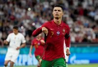 Cristiano Ronaldo Pemain Eropa Pertama yang Tembus 21 Gol di Piala Eropa dan Piala Dunia