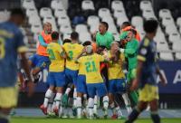 Hasil Copa America 2021: Gol Casemiro Menit ke-100 Buat Brasil Menang Atas Kolombia