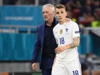 Lucas Digne Cuma Main 7 Menit di Laga Portugal vs Prancis, Ini Penjelasan Deschamps