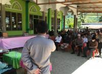 Mantan Napiter di Poso Deklarasikan Diri Lawan Radikalisme dan Terorisme