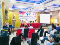Partai Perindo Kota Pagar Alam Gelar Rapat Koordinasi