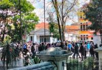 Dari 6 Pengunjuk Rasa yang Diamankan Polisi Demo Tolak PPKM di Bandung, 1 Pelaku Terbukti Bersalah