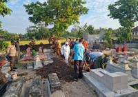 Tali Pocong Lupa Dilepas, Makam di Klaten Dibongkar Warga